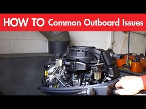 yamaha jet boat vapor lock the most common outboard engine issues fuel systems and