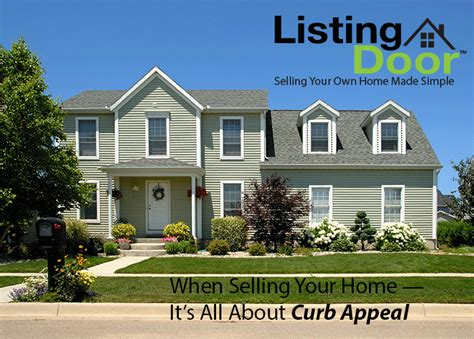 curb appeal for selling your home when selling your home it s all about curb appeal