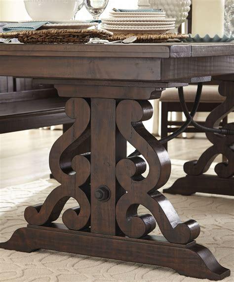 rectangular pine dining table st rustic pine extendable rectangular dining table