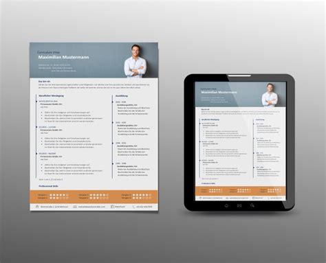 Design Dokument Vorlage Profi Lebenslauf Vorlage So Geht Erfolgreich Bewerben Heute