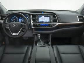2015 Toyota Interior 2015 Toyota Highlander Price Photos Reviews Features