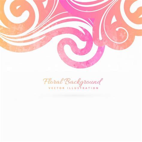 wallpaper pink vector free download pink floral background vector free download