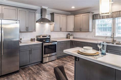 manufactured homes kitchen cabinets modular homes kitchens franklin homes