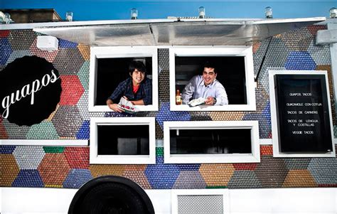 modern food truck design guapos tacos jose garces new food truck set to launch