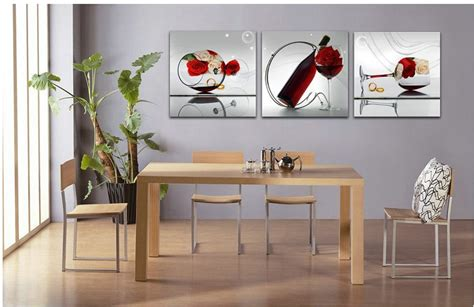 shipper  piece wall art dining room wall paintings