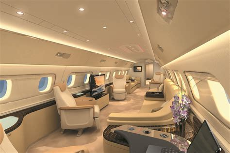 Phenom 300 Cabin by Embraer Lineage 1000 Technical Specs History Picture