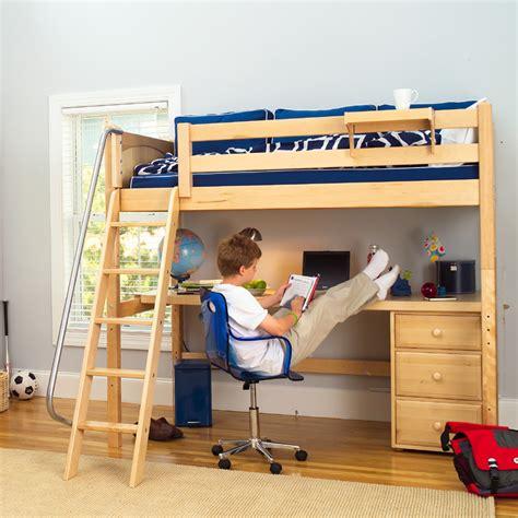 high loft bed knock out high loft bed with desk rosenberryrooms com