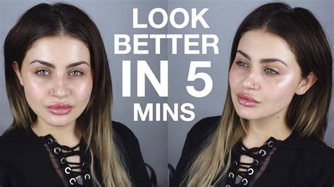 Look Better how to look better in 5 mins