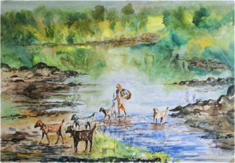 painting for java review india featured padma jayaraj water colours by