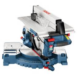 Table Saw Miter Saw Combo bosch gtm12 combination mitre table saw 110v gtm 12