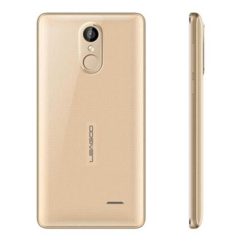 leagoo m5 mt6580 2gb 16gb smartphone gold