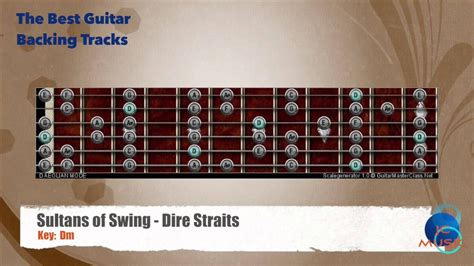 Sultans Of Swing Backing Track by Sultans Of Swing Dire Straits Guitar Backing Track With