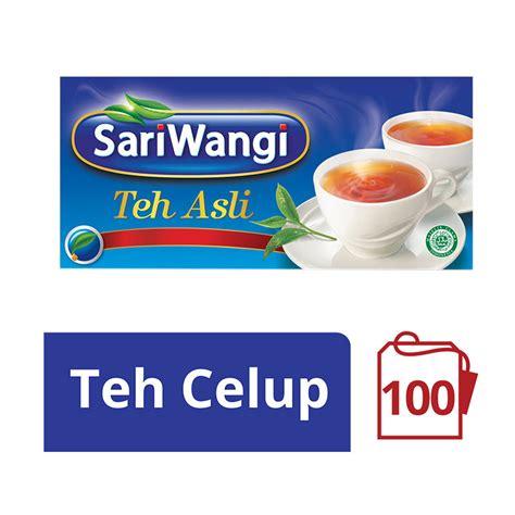 Teh Sariwangi Isi 5 jual sariwangi teh asli 1 85 g x 100 pcs 21132654