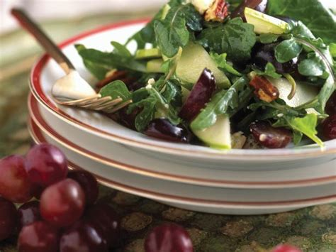 Green Grapes To The Rescue by Green Apple Grape And Arugula Salad With Stilton