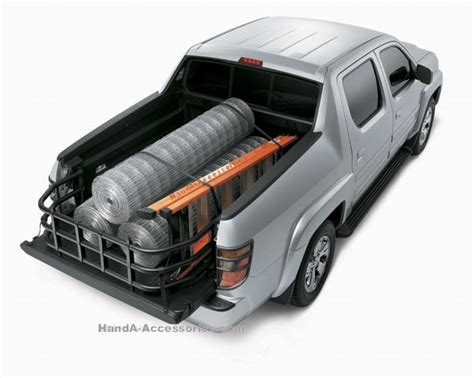 honda ridgeline bed extender genuine honda ridgeline accessories factory honda