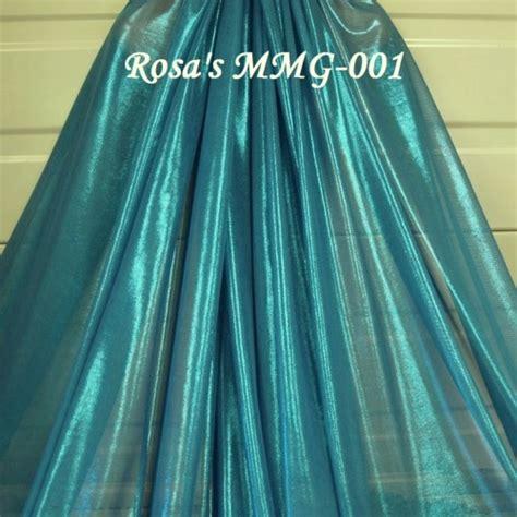 Benang Sulam Dmc Metallic Blue la poussi 232 re des paillettes tissu stretch hologramme justaucorps gymnastique tissu