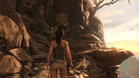 rise of the tomb raider details emerge pc gamer rise of the tomb raider pc gameplay screenshots leaked