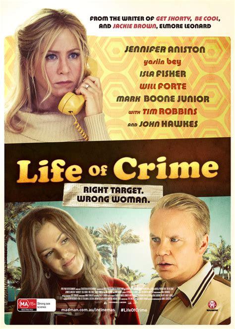 biography crime movie life of crime official australian poster trailer