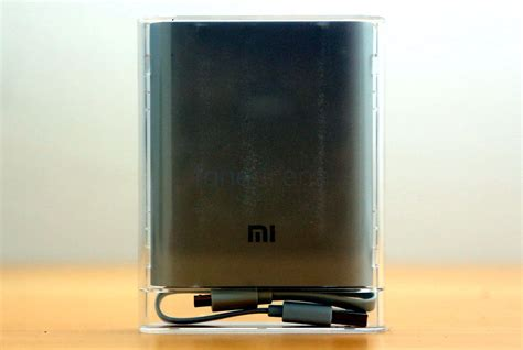 Power Bank Xiaomi Mi xiaomi mi 10400mah power bank unboxing