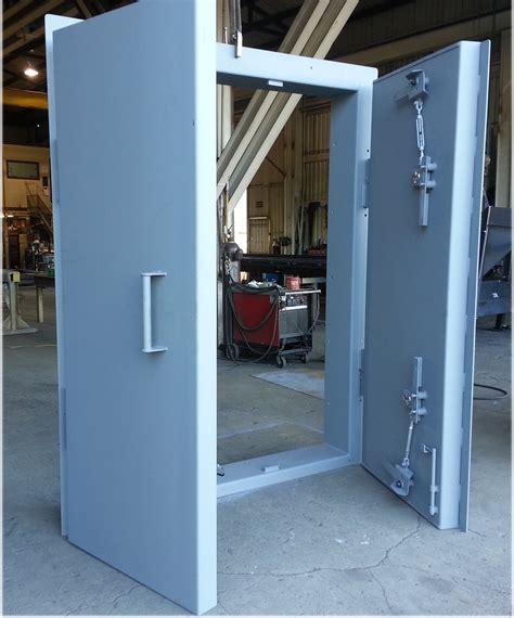 Blast Door by Blast Doors Ballsitic Doors From American Safe Room