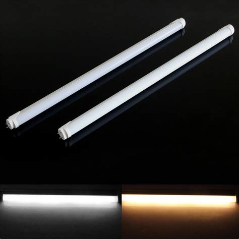 replace fluorescent light with led 5pcs led tube fluorescent replace light t8 60cm 90cm