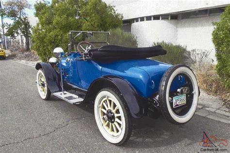 1918 buick for sale 1918 buick roadster stunning fresh restoration