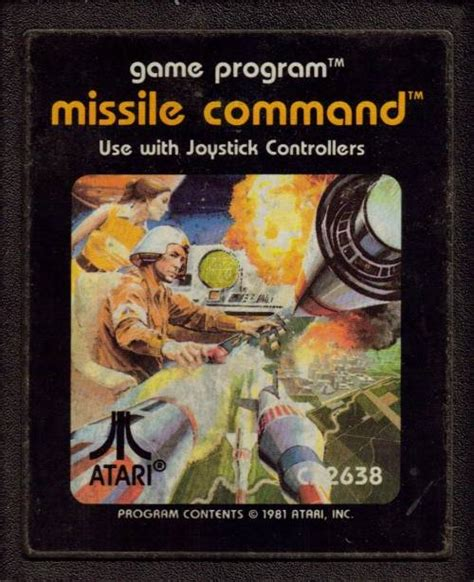 missile command the atari 2600 journal books atari 2600 missile command