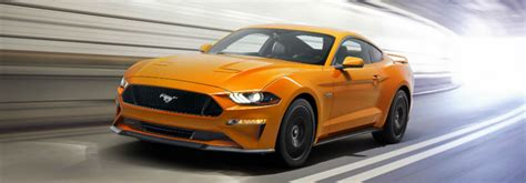 ford mustang colors pictures of all 2018 ford mustang exterior colors
