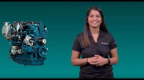 kubota engine overhaul kits youtube