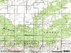 black forest colorado map black forest colorado co profile population maps