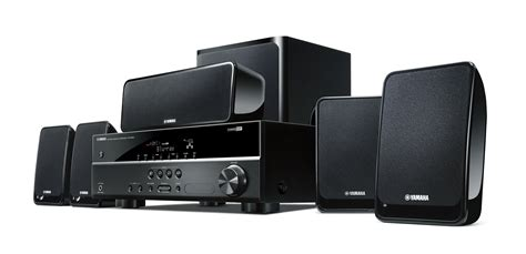 yht 196 overview home theater systems audio visual