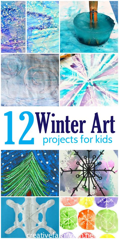 january craft projects creative family 12 of the best winter projects