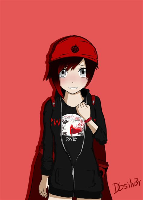 Hoodie Bad Meets Evil 3 Anime ruby in rwby merchandise by dgsilv3r on deviantart
