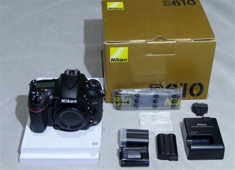 Nikon Dan Gambar new nikon d610 frame dslr batam black market