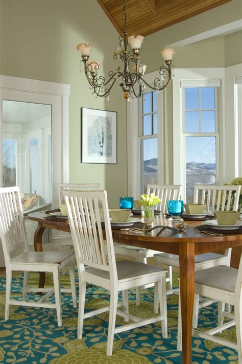 Dining Room Green Paint Remodelaholic Benjamin 2015 Paint Color Of The