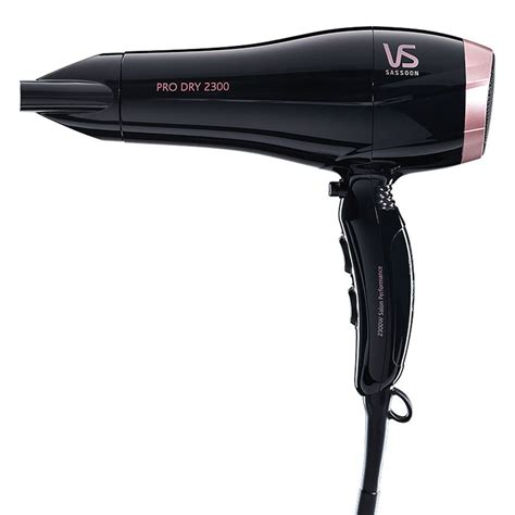 Hair Dryer Vs vs sassoon vsd120a pro 2300w hair dryer hairdryer fast