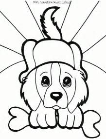 tag puppy dog colouring pages print coloring kids