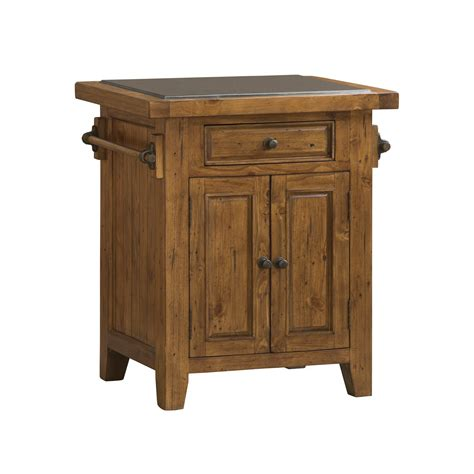 small kitchen island cart hillsdale tuscan retreat small granite top kitchen island