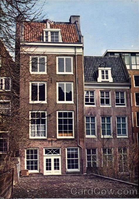 Frank House Amsterdam by Frank House Back Side Amsterdam Netherlands