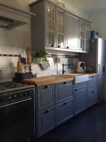 Country Kitchen Tiles Ideas - new kitchen ikea bodbyn grey ikea bodbyn pinterest bodbyn grey kitchens and gray
