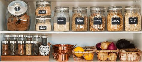 Food Pantry Staples by The 30 Pantry Staples Every Kitchen Should Vogue