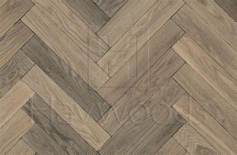 recm1000 solid tumbled oak herringbone rustic grade 70mm x 350mm solid wood flooring