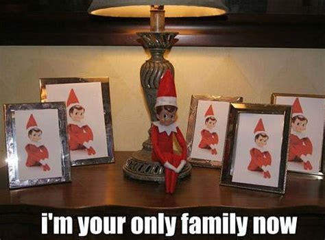 Elf On The Shelf Meme - how to scare the hell out of your kids with elf on the