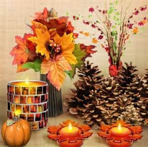 Fall and thanksgiving d 233 cor 34 cozy pinecone centerpieces for fall