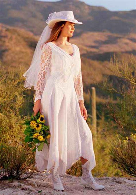 cowboy wedding dress wedding ideas