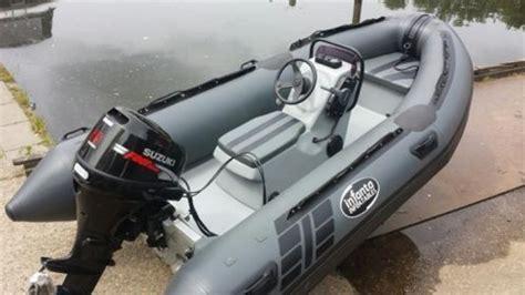 rubberboot met motor 25 pk infanta rib 3 6 inclusief suzuki 25 pk fourstroke