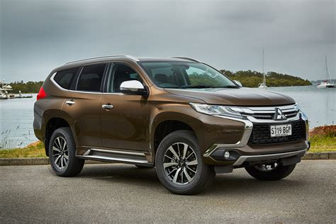 mitsubishi sports car 2016 2016 mitsubishi pajero sport review photos caradvice