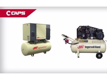 air compressor basics reciprocating vs rotary manufacturers monthly