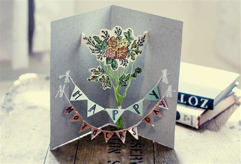 creative mothers day cards to make 18 creative diy mothers day cards