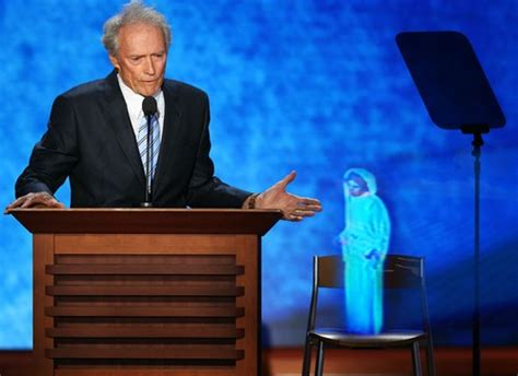 Clint Eastwood Empty Chair by Top Three Clint Eastwood Empty Chair Memes Reel
